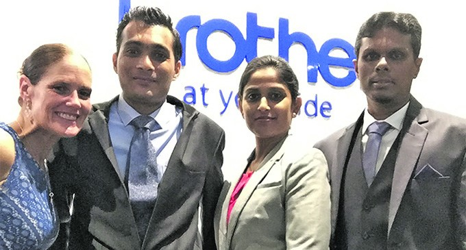 Telecom, Brother Open New Showroom In Suva