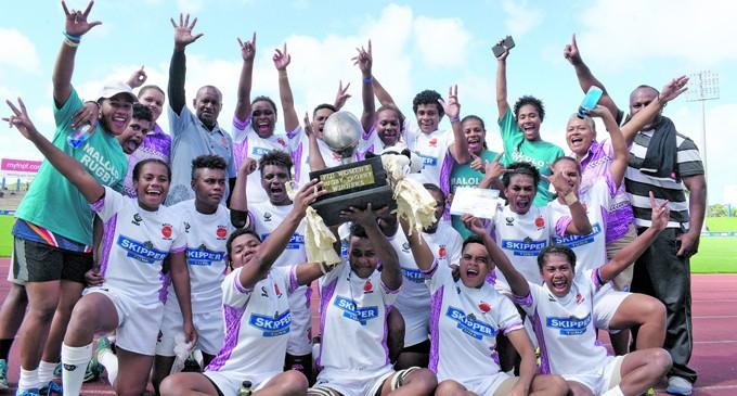 Malolo Women Win