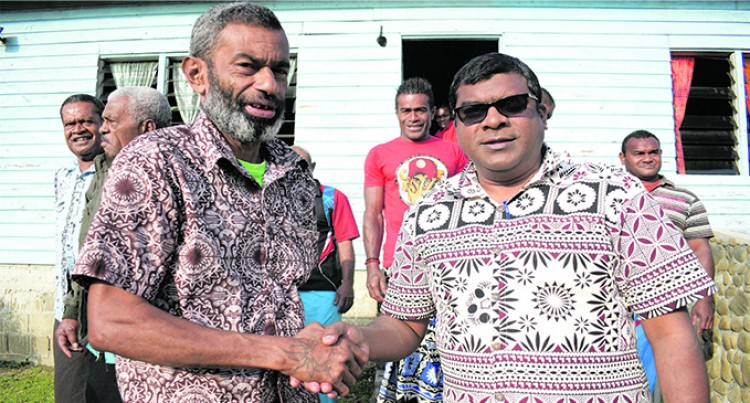 Reddy Brings Smiles To Beqa Islanders