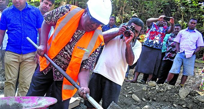 Mosi River Mitigation Dam To Ease Flooding