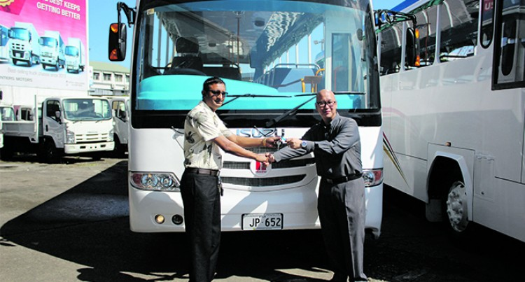 Nair, Taunovo Invest In New Buses