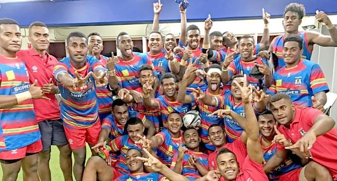 Namosi U20 Beat Suva