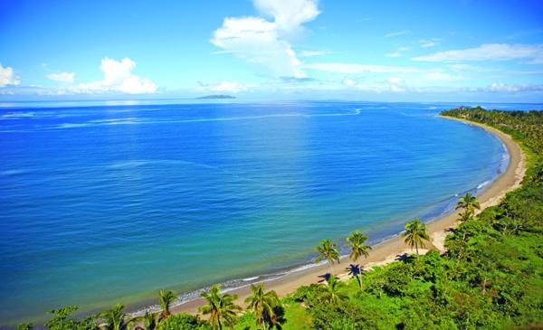Nanuku Fiji Nanuku's beach