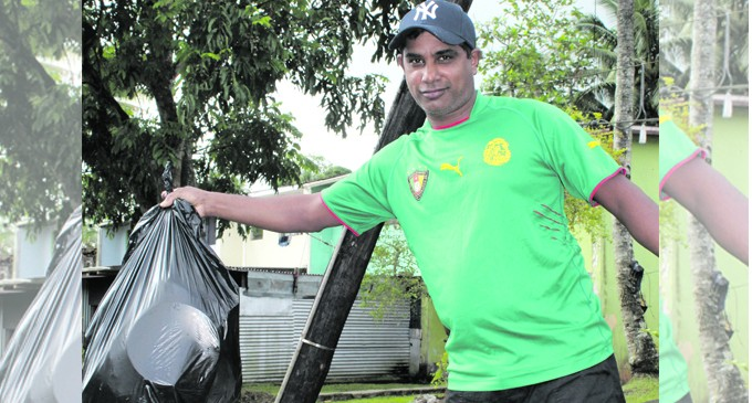 Nasinu Residents Welcome Daily Rubbish Collection Run