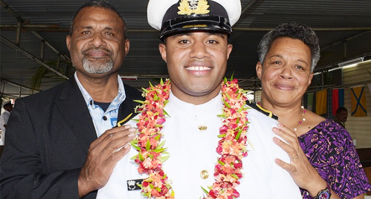 Rakoko Leaves Law Studies For Navy Career