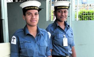 Ships Boost Navy's Capabilities