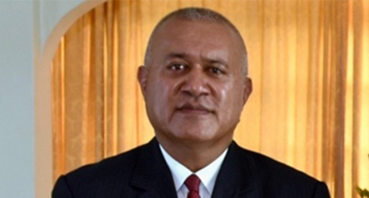 Iowane Naivalurua Resign As PS Foreign Affairs, Retires From Public Service