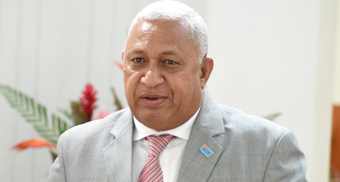 Do Fiji Proud: PM