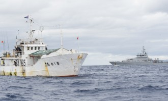 NZ Chief Of Navy Strengthens Relations With Fiji
