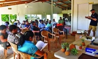 Workshop Targets Post-Harvest Production