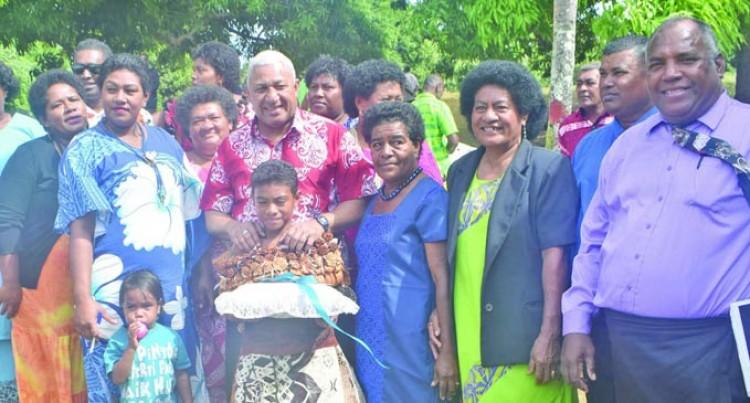 PM Urges iTaukei To Register In Vola Ni Kawa Bula