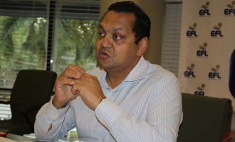 Fiji Times Sensationalise News, Says EFL Chairman