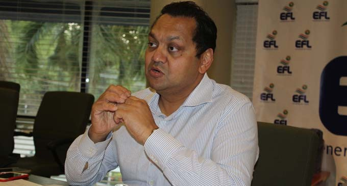 Fiji Times Sensationalise News, Says EFL Chairman