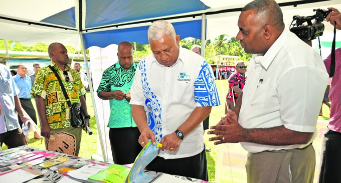 PM Bainimarama Warns Against False Promises from Misleading Politicians.