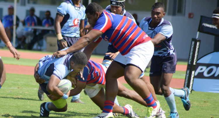 Lucky Escape For Marist U18