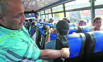 Editorial: Vandalism In buses, Bus Shelters Must Stop