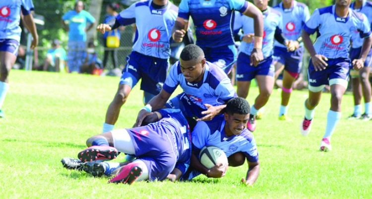 Ratu Navula Wary Of Defending Champs