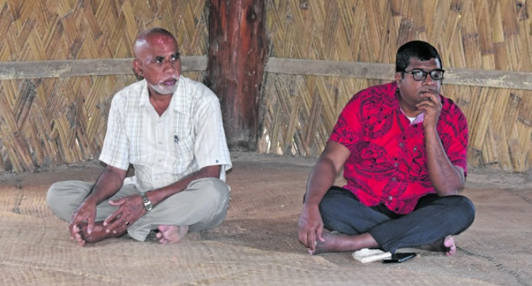 Villagers Tell Minister Of Sewage In River Affecting Village