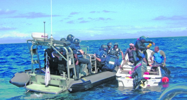 NZ Navy Strengthens Ties With Fiji In Other Operations