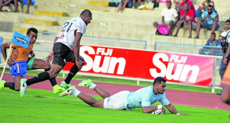 Suva End Stallions Run