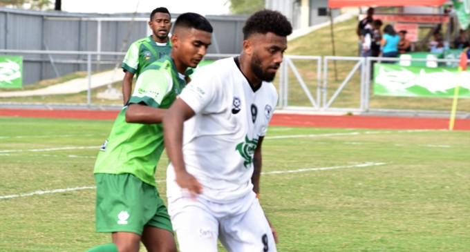 Suva's Win Sends Rewa Out