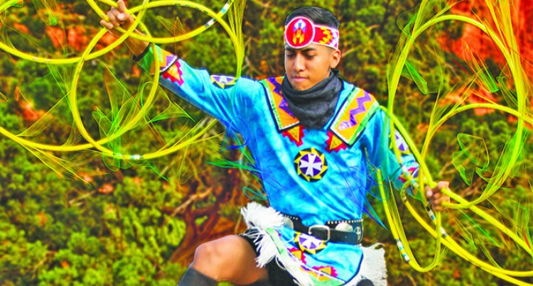 American Apache Dance Troupe To Perform In Fiji