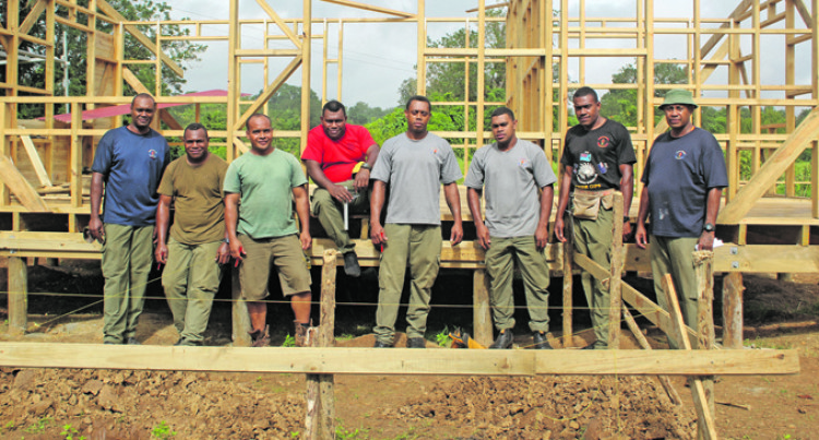 Construction Underway For More Teachers Quarters