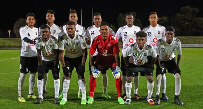 Fijian U19 End Tour On A High Note