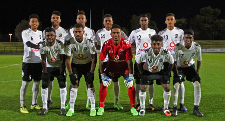 Fijian U19 End Tour On A High Note