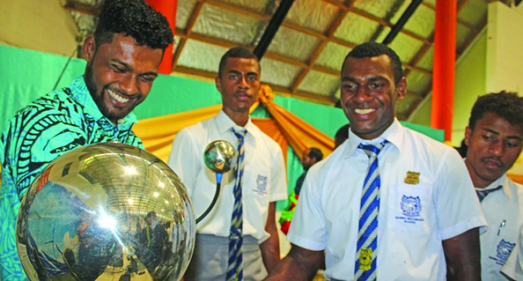 Nasinu Secondary School Headboy Readyto Study Agriculture To Become A Teacher