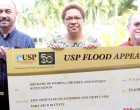 USP Campus Life Praised For Flood Help