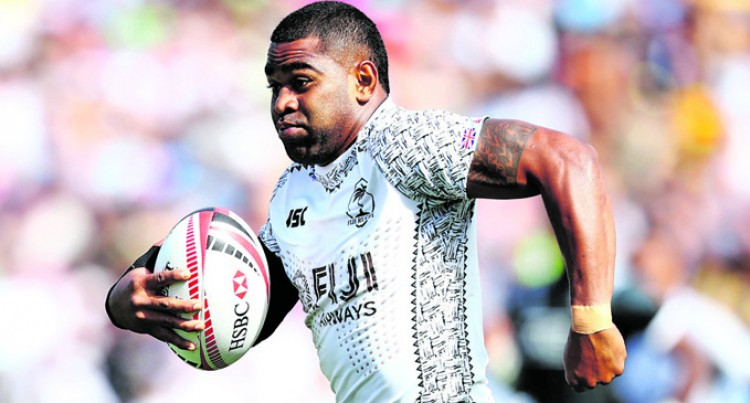Fiji 7s playmak­er Ravouvou Joins Utah Warriors
