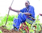 Disability Fails To Deter 41-Year-Old