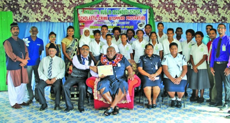 Don't Let Technology Control  Your Lives, Says SSP Waqa
