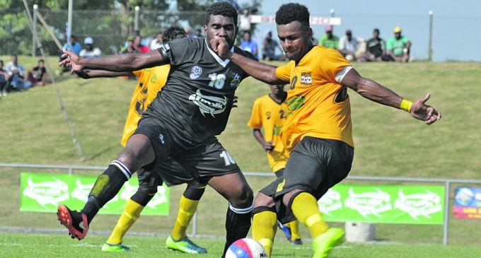 Zahid Scores Four Goals