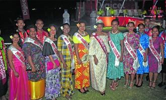 Seven Queen Contestants For Nasinu Carnival