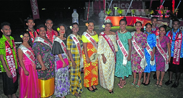 Seven Queen Contestants For Nasinu Carnival