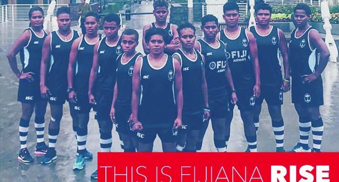 Fijiana Top Three