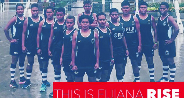 Rise With The Fijiana