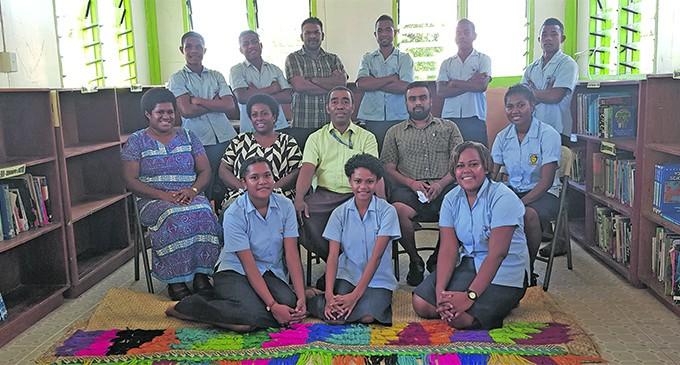 School Focuses On Culture