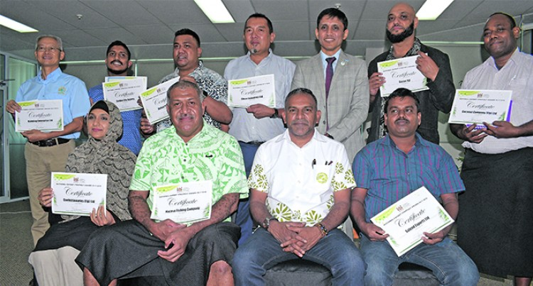 Ministry Awards Grants to Local Firms