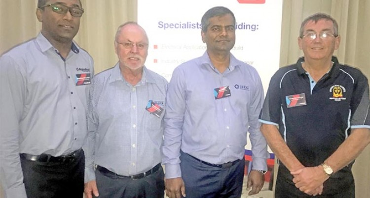 Aquaheat Hails Fiji's Economic Climate