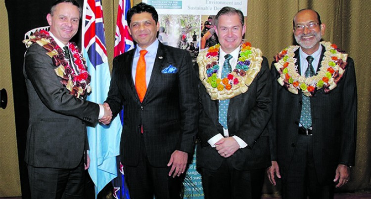 A-G: NZ A Good Partner For Fiji