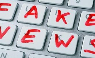 Analysis: Beware of Fake News