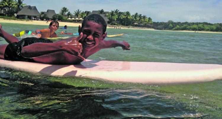 New Venue Attracts Top Junior Surfers