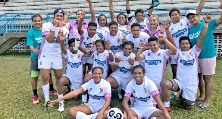 Malolo Women Qualify
