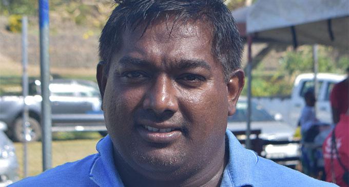 Fiji Bank and Finance Sector Employees Union national secretary Sailesh Naidu. Photo: Nacanieli Tuilevuka