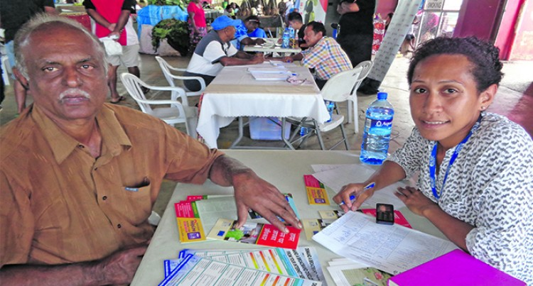 No Time To Go To Banks: Vendors Say At UNDP Fair