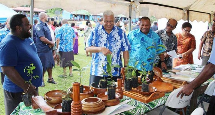 Wainunu Pledges Support For PM