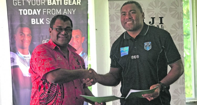 Deal First For Rugby League